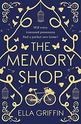 The Memory Shop by Ella Griffin New Paperback Book