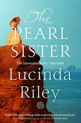 The Pearl Sister (The Seven Sisters) by Lucinda Riley New Paperback Book