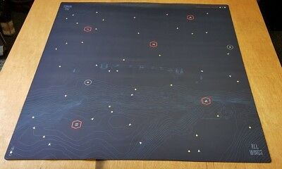 Star Wars X-Wing Miniatures - All Wings - Playmat