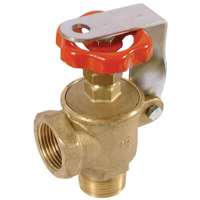 "1"" BSPP Fuel Lockout Valve"