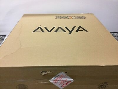 New Factory Sealed AL4900E04-E6 Avaya 4950GTS PWR+ switch 48 Port 90-Day Warrant
