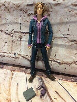 "Harry Potter Hermione Granger Deathly Hallows Action Figure tomy 5"" accessories"