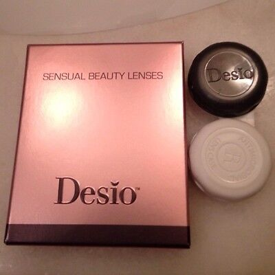 DesioLens Sensual Beauty Lenses & Attitude Collection Color only- NEW Plano 0.0