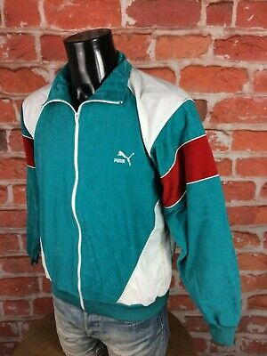Chaqueta Tennis True France Giacca Vintage Made Puma In Jacket Veste zqHHE