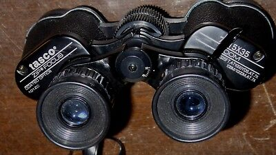 Tasco Zip-Focus 7-15x30 coated optics zoom binoculars GWO