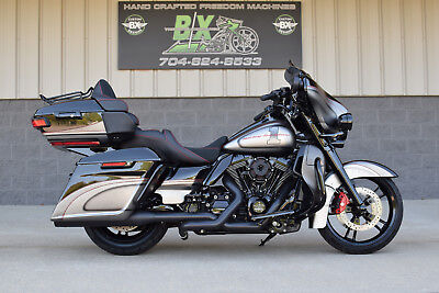2016 Harley-Davidson Touring  2016 ULTRA LIMITED CUSTOM $16K IN XTRA'S!! 1 OF A KIND!! BEST ON EBAY!! WOW!!