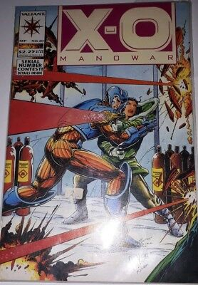 XO Manoware Comic 90er Vintage Marvel