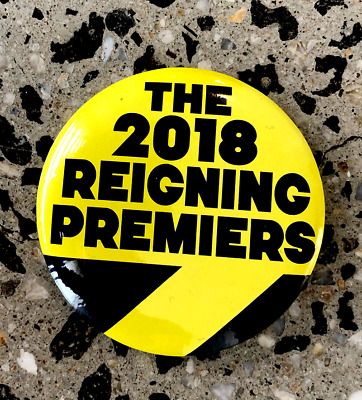 Richmond Premiers Badge- Glossy Classic 57Mm Size!