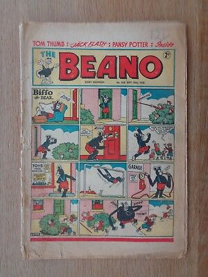 The Beano Comic No 428 - 30/9/50 - Vintage Golden Age UK Comic