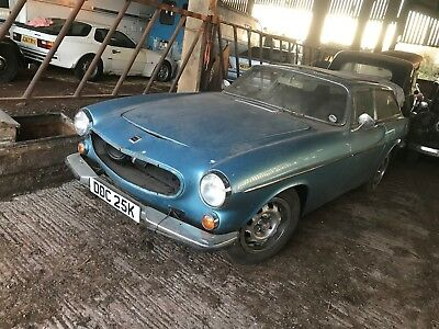 1972(K)Volvo P1800Es For Restoration,not Many Of These Around Nowadays