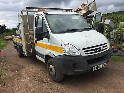 2007(07) Iveco Daily 65C 18 Tipper C/w Lockable Cabin,3 Ltr T/diesel ,6 Speed,