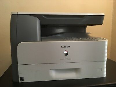 Canon ImageRunner 1025 All In One Printer, Copier, Scanner With Used Toner