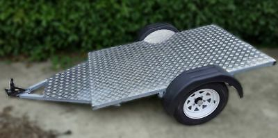 New Flatbed Trailer - Motorbike / General Use