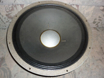 ultra rare Isophon P-385/100A 15inch woofer alnico perfect condition worldw.ship