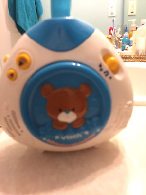 VTech Lullaby Bear Crib Projector with Musical Sounds  Birth+