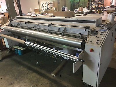 "Liquid Laminator Seal Aquaseal SW 3000 104"" Wide Format  Support Roll To Roll"