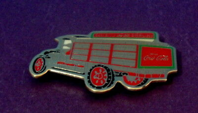 Coca-Cola COKE Delivery Truck Collectors Magnet