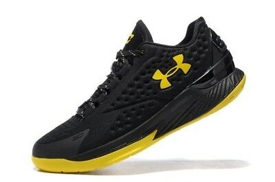 "New Under Armour UA Curry 1 One Low ""HOME"" Men basketball Sports Shoes"
