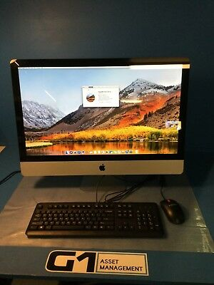 Apple iMac 27-inch Mid 2011 2.7GHz Intel Core i5 16GB DDR3 1TB HDD OSX 10.13
