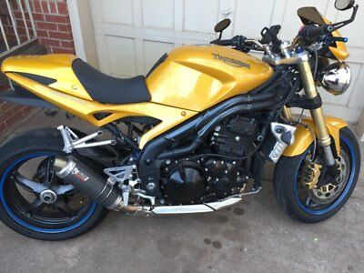 2006 Triumph Speed Triple  Triumph Speed Triple 1050