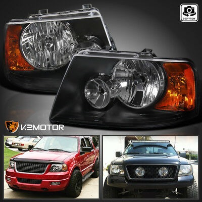 2003-2006 FORD EXPEDITION Headlights Headlamp Replacement