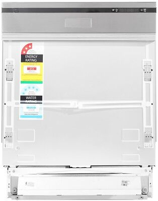 Euromaid 60cm Semi-Integrated Dishwasher Model SI14BM RRP $899.00