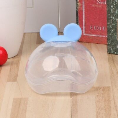 Pacifier Storage Box Nipple Dustproof Cover Outdoor Portable Soother Case Holder