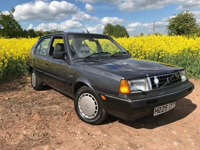 Volvo 340GL Only 22.369miles! No previous owners!! Classic car. Rare. Show car !