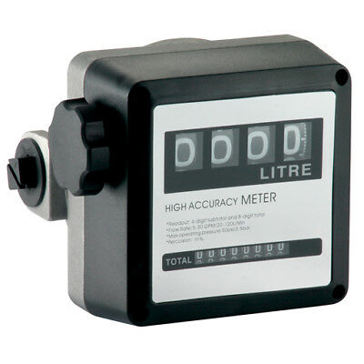 """Flow Meter without Strainer BSPP 1"""" & BSP Female 1"""" & 1/2"""" Digital Available"""