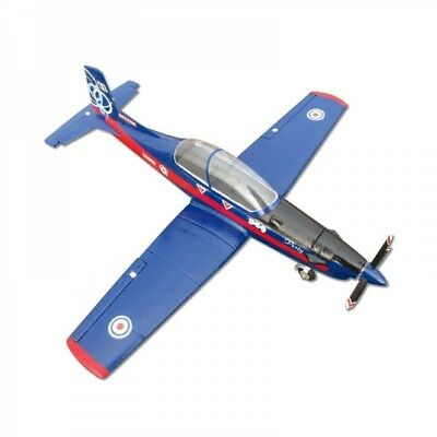 PROMOTION! FLYFLY HOBBY Pilatus PC9 PNP BLUE [FF-F015-PNP] - GALAXY RC
