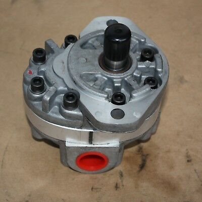 Parker H39Aa1B Fixed Displacement Gear Pump 3.93Gpm 3/4In Npt D588968