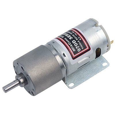MFA 970D1561 Single Ratio Metal Gearbox 156:1