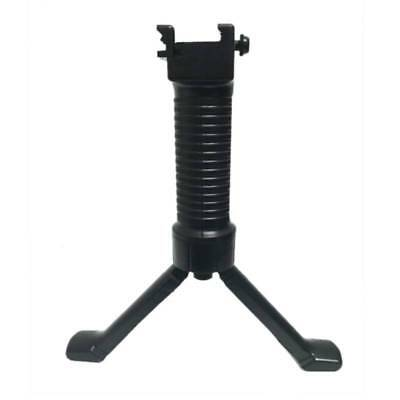 Tactical Vertical Hand Fore Grip Rail Rifle Bipod Picatinny Weaver Foregrip 20mm