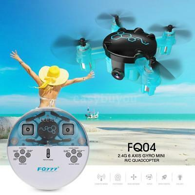 Mini RC Drone with WIFI Full HD Camera FPV GPS Foldable RC Quadcopter V0F0