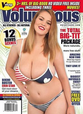 Score's Voluptuous Magazine July 2018