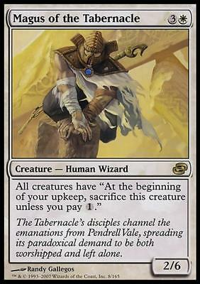 MTG Magic - (R) Planar Chaos - Magus of the Tabernacle - SP