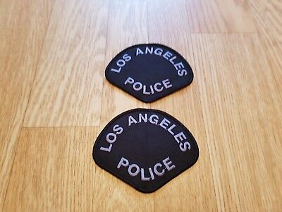 LAPD - Tactical Shoulder Patch