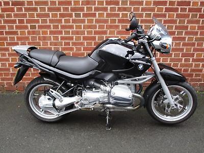 Bmw R 1150R 10996 Miles From New.
