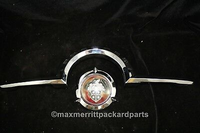 1951 Packard Trunk Handle Assembly - Nice!