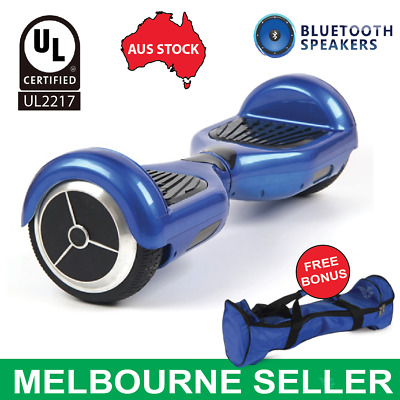 New smart Hoverboard Electric Self-Balancing Scooter Hover Board Skateboard RED