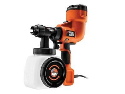 Black & Decker Recon Hand Held HVLP200 Fine Paint Decorating Sprayer Spray Gun