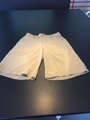 e17adb87fc OCEAN PACIFIC OP Men's Khaki/ Tan FLEX 4-WAY STRETCH SHORTS - SIZE ...