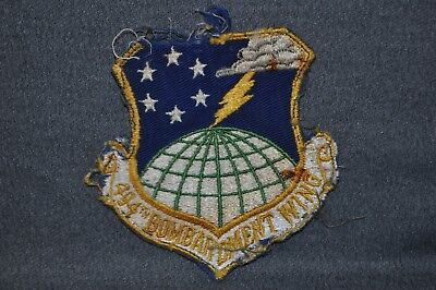 USAF/Military- 494TH BOMBARDMENT WING Patch