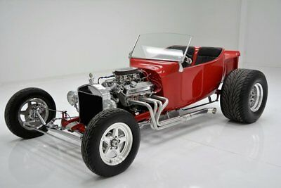 Ford Roadster  Amazing Build Nicest We Have Seen 383ci Stroker