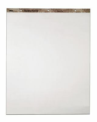 """TOPS™ Second Nature® Easel Pad, 27"""" x 34"""", White, 35 SH/PD, 2PD/CT"""