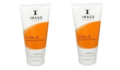 Image Skincare Vital C Hydrating Enzyme Masque ‑ 2 oz - 2 pack