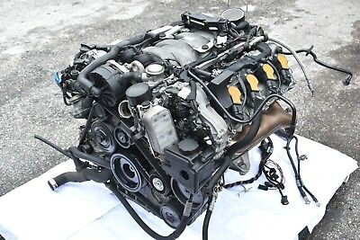 MERCEDES BENZ ENGINE-GASOLINE with CIS system M110 (fits