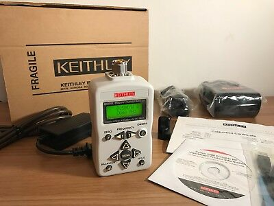 Keithley 3500 Portable 10mhz-6ghz RF Power Meter same with Agilent V3500a