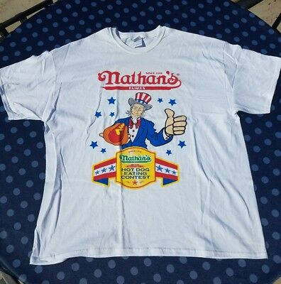 nathan's famous t-shirt