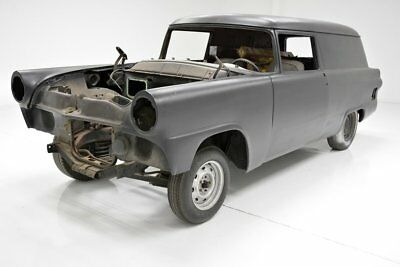 Ford Sedan Delivery  Ready to Customize Solid Body